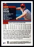 2000 Topps #328  Scott Rolen  Back Thumbnail