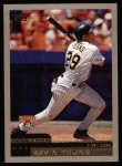 2000 Topps #358  Kevin Young  Front Thumbnail