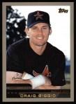 2000 Topps #339  Craig Biggio  Front Thumbnail