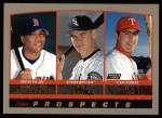 2000 Topps #443   -  Mike Lamb / Joe Crede / Wilton Veras Prospects Front Thumbnail