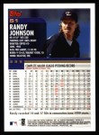 2000 Topps #51  Randy Johnson  Back Thumbnail