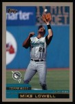 2000 Topps #133  Mike Lowell  Front Thumbnail