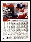 2000 Topps #297  Travis Fryman  Back Thumbnail