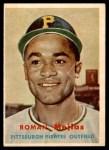 1957 Topps #362  Roman Mejias  Front Thumbnail