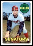 1969 Topps #586  Tim Cullen  Front Thumbnail