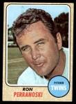 1968 Topps #435  Ron Perranoski  Front Thumbnail