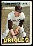 1967 Topps #271  Eddie Watt  Front Thumbnail