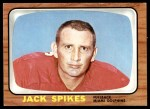 1966 Topps #84  Jack Spikes  Front Thumbnail