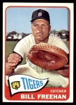 1965 Topps #390  Bill Freehan  Front Thumbnail
