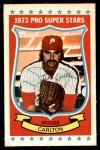 1973 Kellogg's #7  Steve Carlton  Front Thumbnail