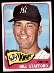 1965 Topps #281  Bill Stafford  Front Thumbnail