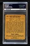 1940 Play Ball #236  Jim Bottomley  Back Thumbnail