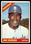1966 Topps #189  John Roseboro  Front Thumbnail