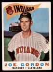 1960 Topps #216  Joe Gordon  Front Thumbnail