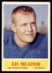 1964 Philadelphia #90  Ed Meador  Front Thumbnail