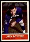 1964 Philadelphia #120  John Lovetere   Front Thumbnail