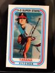 1976 Kellogg's #30  Frank Tanana  Front Thumbnail