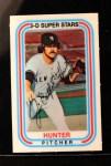 1976 Kellogg's #5  Catfish Hunter  Front Thumbnail