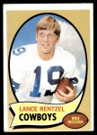 1970 Topps #113 RED Lance Rentzel  Front Thumbnail