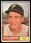 1961 Topps #204  Bob Skinner  Front Thumbnail