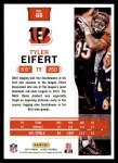 2016 Score #68  Tyler Eifert  Back Thumbnail
