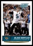 2016 Score #148  Blake Bortles  Front Thumbnail