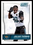 2016 Score #153  Julius Thomas  Front Thumbnail