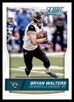 2016 Score #154  Bryan Walters  Front Thumbnail