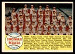 1958 Topps #428 ALP  Reds Team Checklist Front Thumbnail