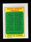 1971 Topps O-Pee-Chee Booklets #20  Orland Kurtenbach  Back Thumbnail