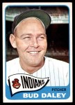 1965 Topps #262  Bud Daley  Front Thumbnail