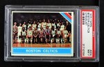 1975 Topps #204   Boston Celtics Front Thumbnail