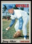 1970 Topps #525  Jerry Adair  Front Thumbnail
