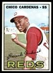 1967 Topps #325  Leo 'Chico' Cardenas  Front Thumbnail