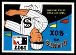 1971 Fleer World Series #15  Red Faber 1917 White Sox / Giants Front Thumbnail