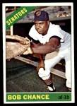 1966 Topps #564  Bob Chance  Front Thumbnail