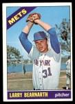 1966 Topps #464  Larry Bearnarth  Front Thumbnail