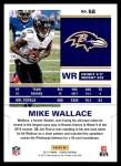 2017 Score #58  Mike Wallace  Back Thumbnail
