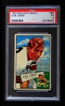 1952 Bowman Small #86  Dub Jones  Front Thumbnail