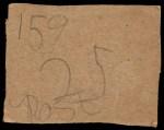 1962 Post Cereal #159  Joe Childress  Back Thumbnail