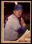 1962 Topps #47  Bob Will  Front Thumbnail