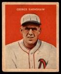 1932 R328 U.S. Caramel #29  George Earnshaw   Front Thumbnail