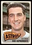 1965 Topps #175  Bob Aspromonte  Front Thumbnail