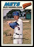 1977 O-Pee-Chee #172  Bud Harrelson  Front Thumbnail
