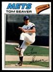 1977 O-Pee-Chee #205  Tom Seaver  Front Thumbnail