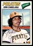 1977 O-Pee-Chee #59  John Candelaria  Front Thumbnail