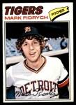 1977 O-Pee-Chee #115  Mark Fidrych  Front Thumbnail