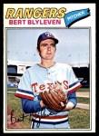 1977 O-Pee-Chee #101  Bert Blyleven  Front Thumbnail