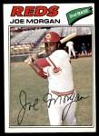1977 O-Pee-Chee #220  Joe Morgan  Front Thumbnail