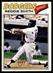 1977 O-Pee-Chee #223  Reggie Smith  Front Thumbnail